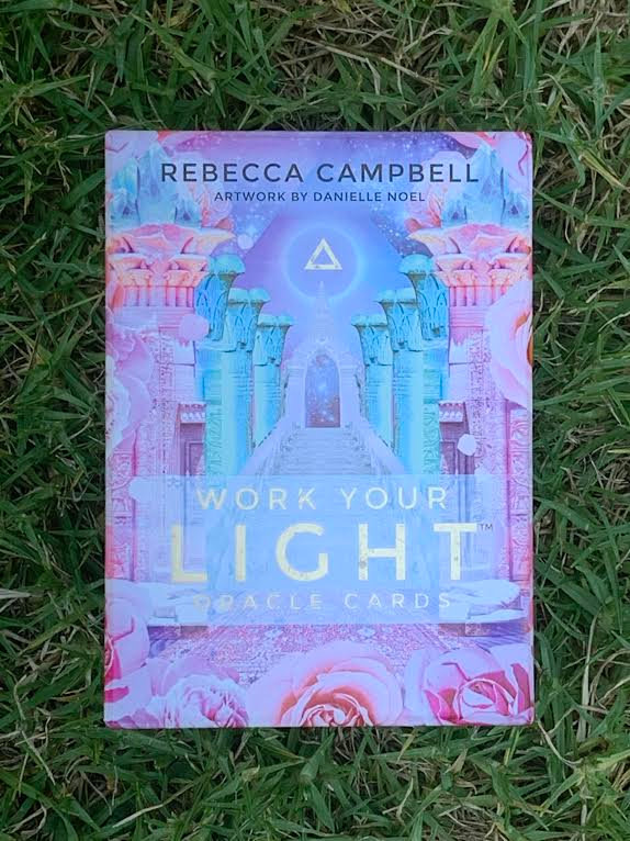 'Work your Light' Oracle Card Reading
