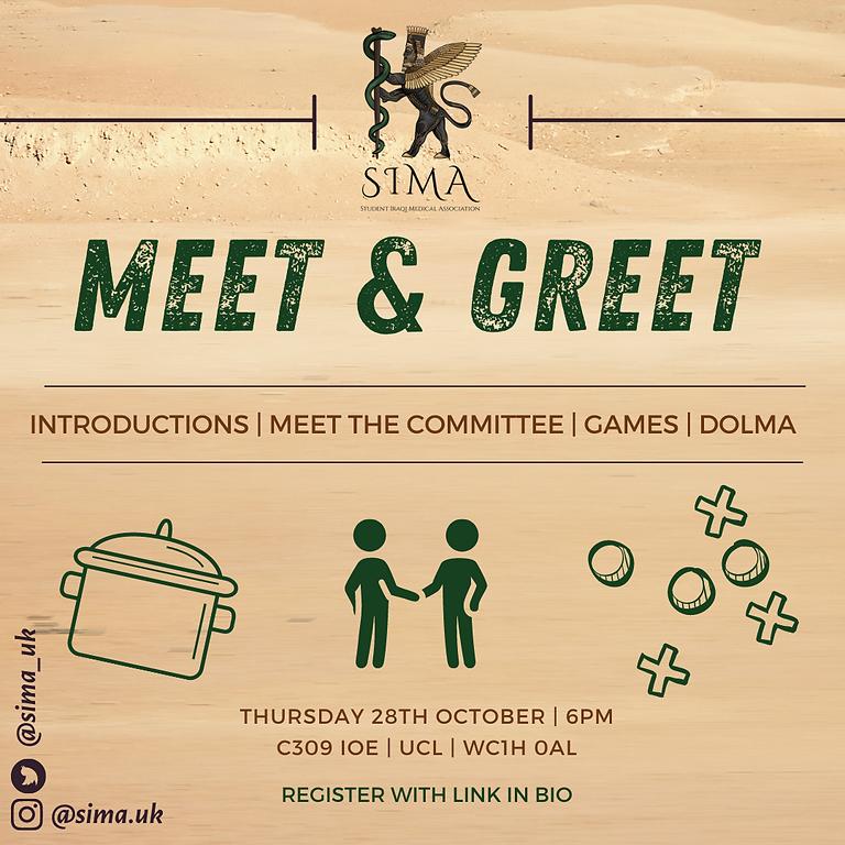 SIMA Meet & Greet