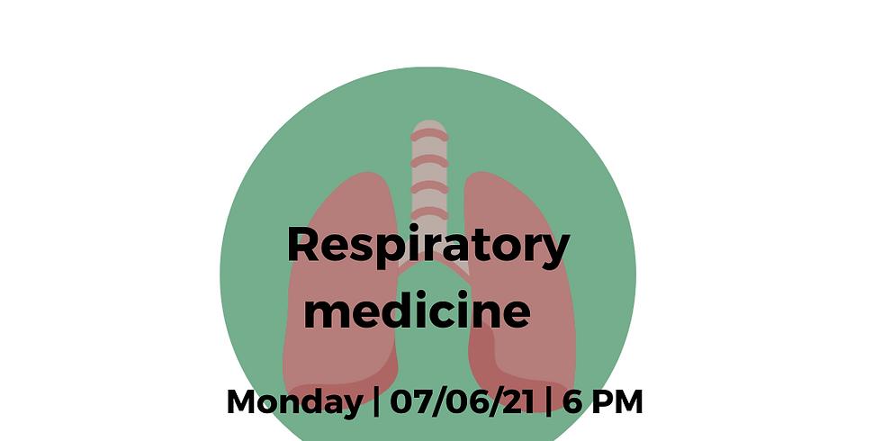 Respiratory Medicine Tutorial
