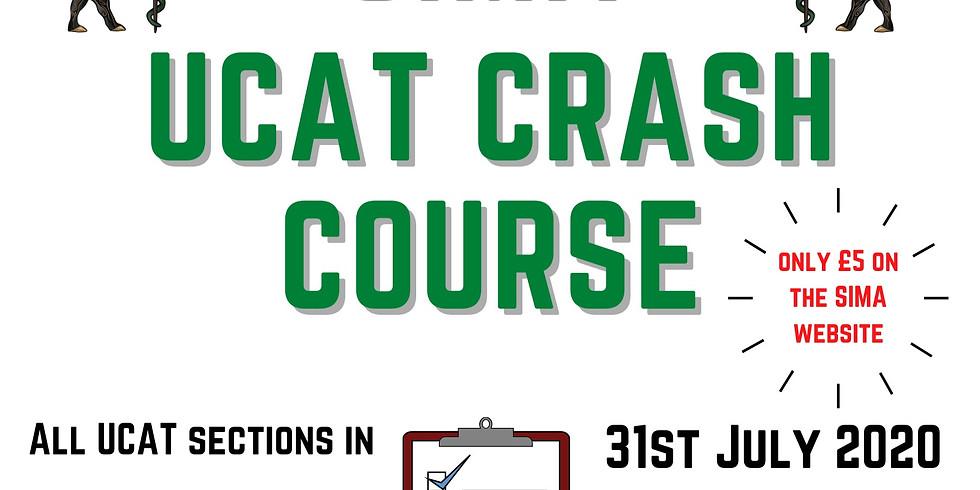 SIMA UCAT Crash Course