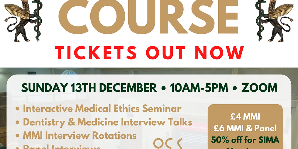 SIMA Interview Course 2020