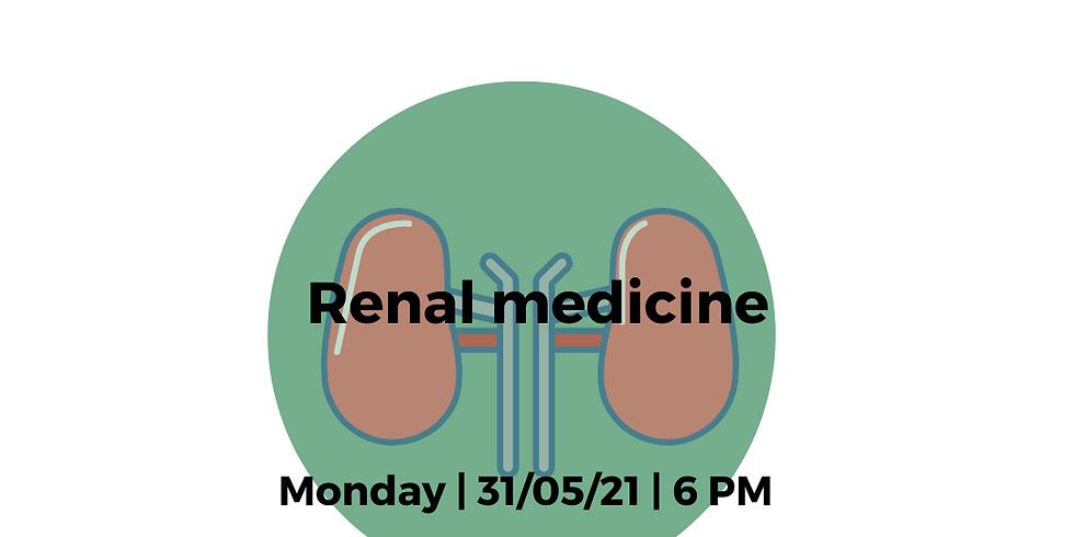 Renal Medicine Tutorial