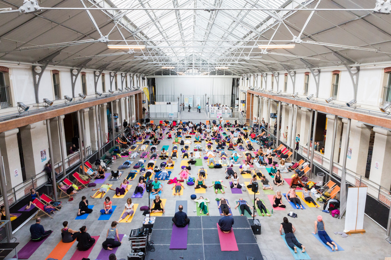 Festival du Yoga, Paris
