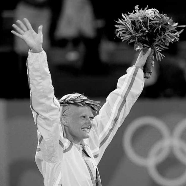 Carolina Klüft fotokälla Sveriges Olym