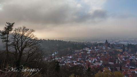 Weinheim. Von der Windeck.