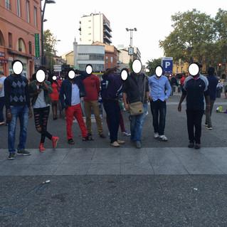 Le DDAEOMI déboule dans Toulouse