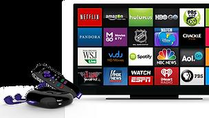 Streaming TV | Roku