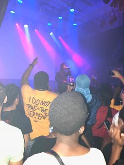 DJ Cass C - KB concert vibe