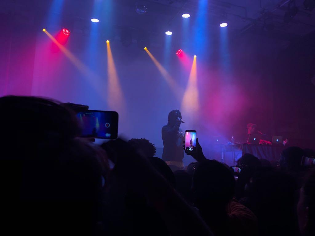 DJ Cass C - KB Concert