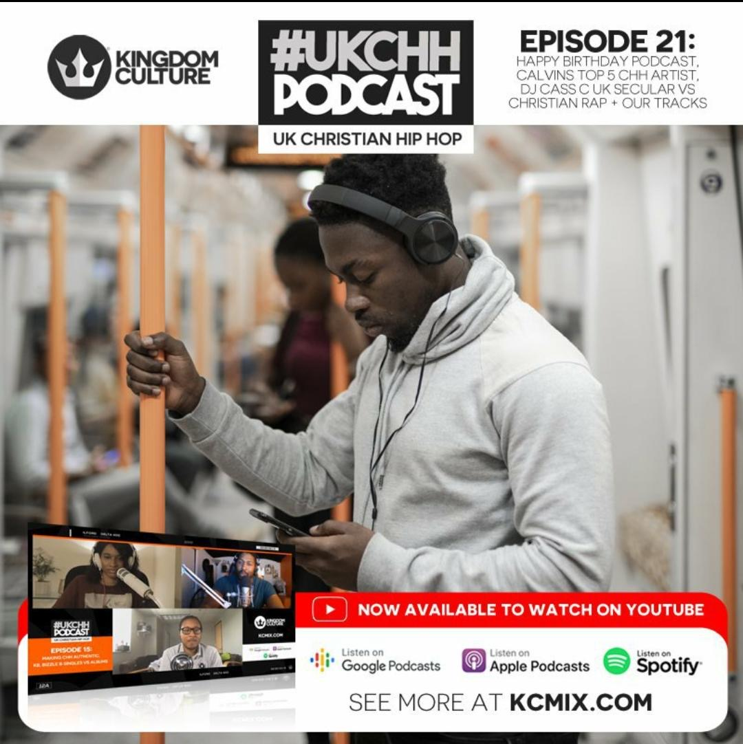 UKCHH Podcast on Kingdom Culture