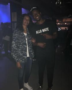 DJ Cass C and Guvna B