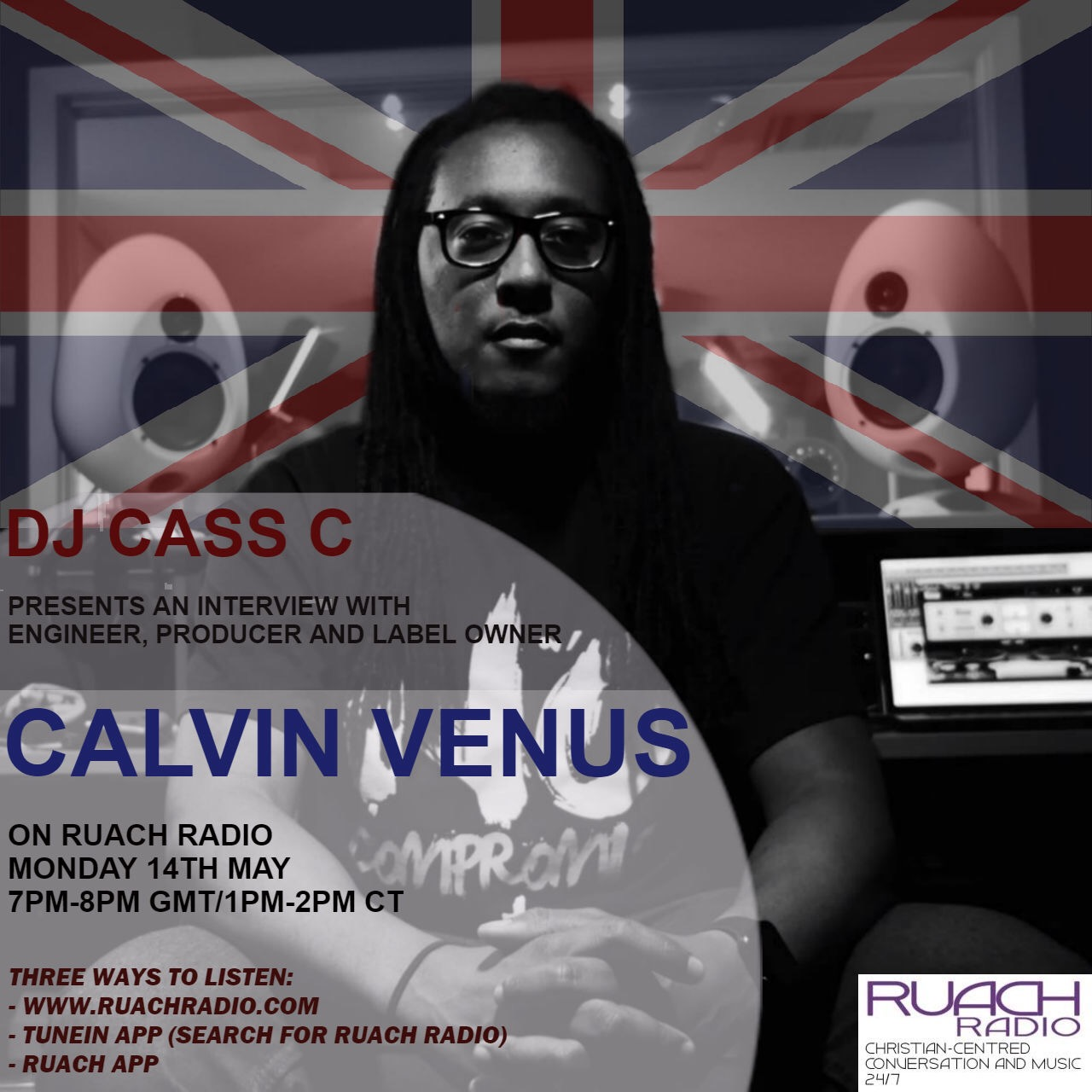 DJ Cass C interview with Calvin V