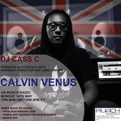 DJ Cass C interview with Calvin V