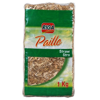 Riga Paille (Straw) 1kg