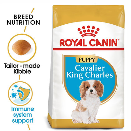 BREED HEALTH NUTRITION CAVALIER KING CHARLES PUPPY 1.5 KG