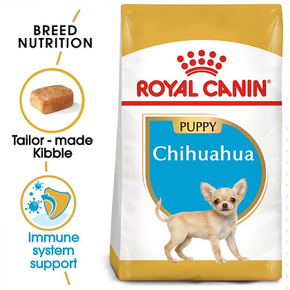 BREED HEALTH NUTRITION CHIHUAHUA PUPPY 1.5 KG