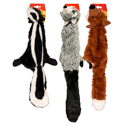 Wild stuffed animals assorted