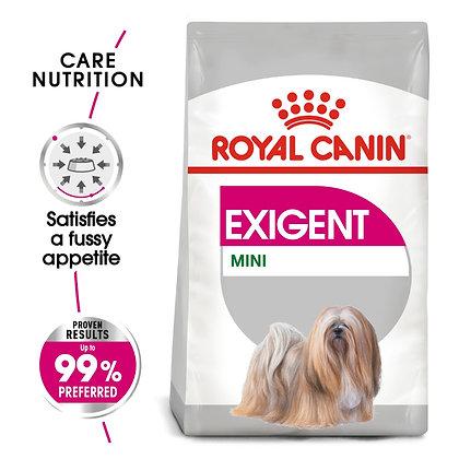 CANINE CARE NUTRITION MINI EXIGENT 3 KG
