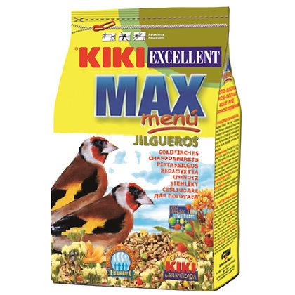 Kiki Max Menu Jilgueros (Goldfinch) 500G
