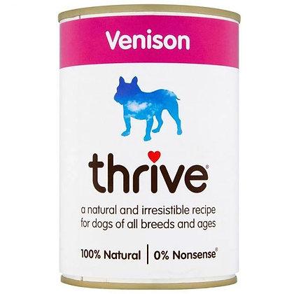 Complete Dog Venison Wet Food 400g