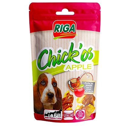 Riga Chick'os Apple 70g