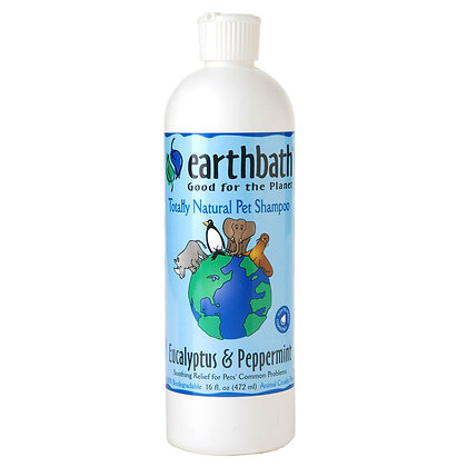 Eucalyptus & Peppermint Soothing Relief Shampoo 16oz