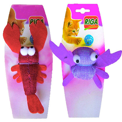 Riga Crab/Crayfish Cat Toy