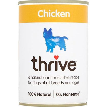 Complete Dog Chicken Wet Food 400g