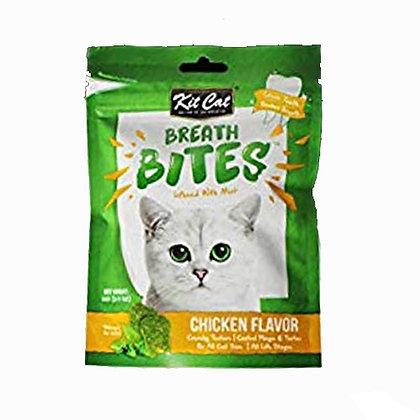 Breath Bites Chicken Flavor 60g