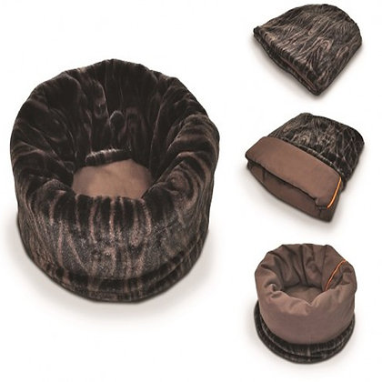 Snuggle Bed TRUFFLE BROWN