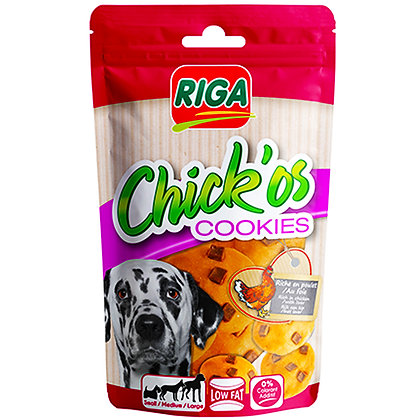 Riga Chick'os Cookies 75g
