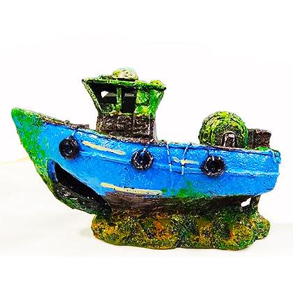 Cro -  Aqr 01022 Blue Ship