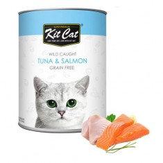 Tuna & Salmon 400g