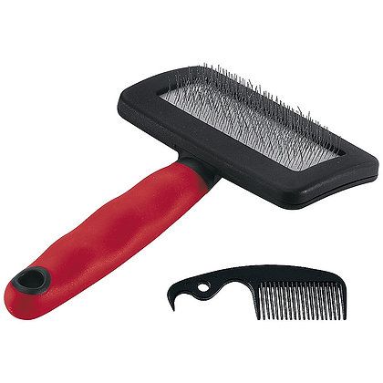 FERPLAST GRO 5944 Dog & Cat Slicker Brush