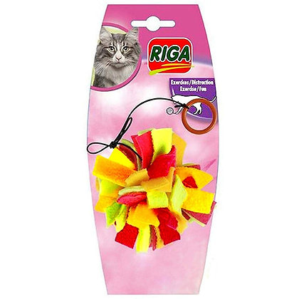 RigaPompon + Elastic Cat Toy