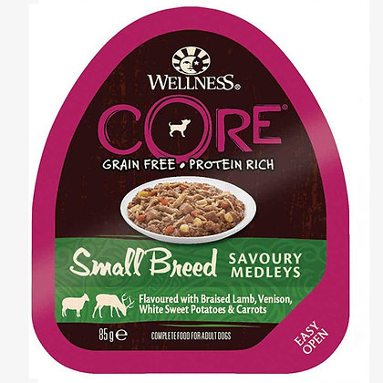 Wellness CORE Dog - Small Breed Medleys - with Braised Lamb Deer and Vegetables