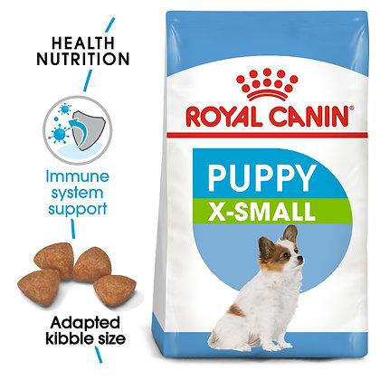 SIZE HEALTH NUTRITION XS PUPPY 1.5 KG