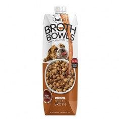 Fruitables Broth Bowls Beef DOG 1 LT