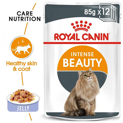 JELLY Intense Beauty for Adult Cats