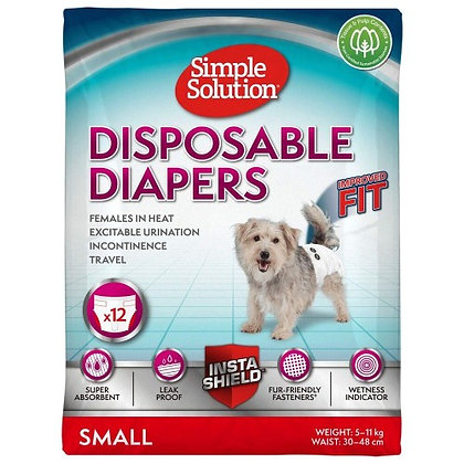 Disposable Diapers - Small