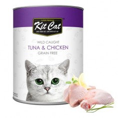Tuna & Chicken 400g
