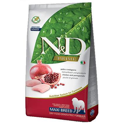 Farmina N&D Chicken and Pomegranate Adult Maxi 2.5kg