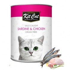 Sardines & Chicken 400g