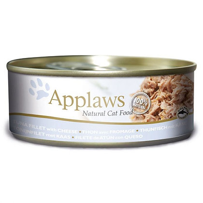 Applaws Cat Tuna with Cheese 156g Tin