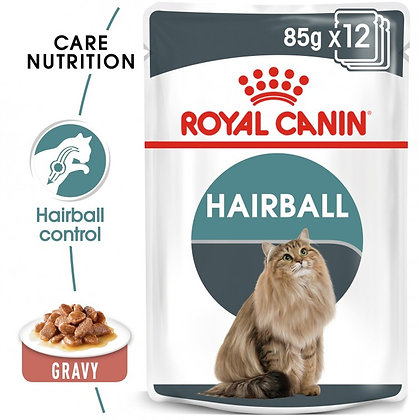 WET FOOD - Hairball Care (12 x 85g)