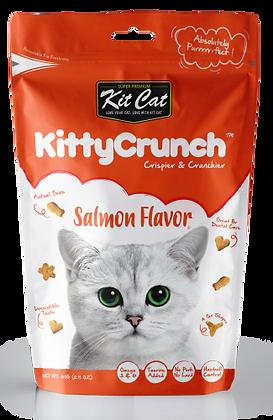 Kitty Crunch Salmon Flavor 60g