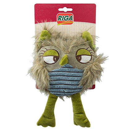 Owl Jungle soft toy