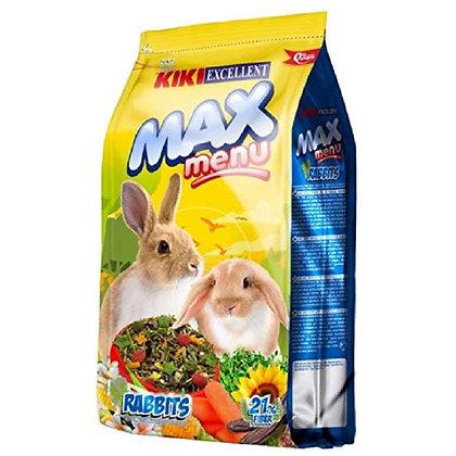 Kiki MaxMenu Rabbit 1kg