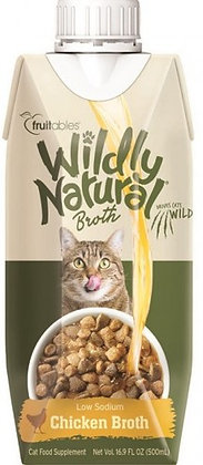 Fruitables Broth Widly Bowls Chicken CAT 500ML