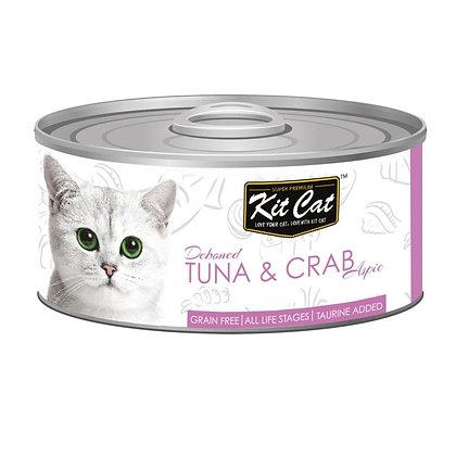 Tuna & Crab 80g